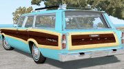 Ford Country Squire 1966 for BeamNG.Drive miniature 3