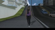 Female Player Animations PED.IFP для GTA San Andreas миниатюра 3