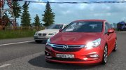 Opel Astra K for Euro Truck Simulator 2 miniature 1