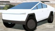 Tesla Cybertruck 2019 for BeamNG.Drive miniature 1