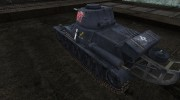 PzKpfw 38H735 (f) leofwine для World Of Tanks миниатюра 3