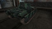 Шкурка для Panther II norway forest for World Of Tanks miniature 4