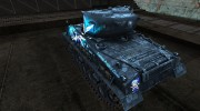 Шкурка для M4A3E8 Sherman TouHou for World Of Tanks miniature 3