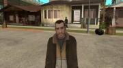 Niko Bellic for GTA San Andreas miniature 1