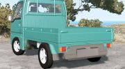 Subaru Sambar truck 1992 for BeamNG.Drive miniature 2