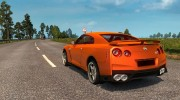 Nissan GT-R for Euro Truck Simulator 2 miniature 3