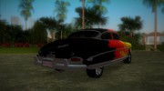 Hudson Hornet Coupe Cuban for GTA Vice City miniature 3