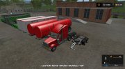 Custom Road Train Pack RUS v2.1 for Farming Simulator 2017 miniature 3