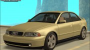 Audi A4 2000 for GTA San Andreas miniature 6