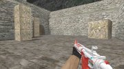 M4A4 Guntime Kinder for Counter Strike 1.6 miniature 3