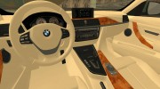 BMW 3 Series F30 Stanced 2012 для GTA San Andreas миниатюра 6