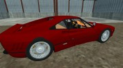 Ferrari 288 GTO для Farming Simulator 2013 миниатюра 4