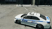 Honda Accord Type R NYPD (City Patrol 1090) для GTA 4 миниатюра 2