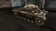 PzKpfw III No0481 for World Of Tanks miniature 5