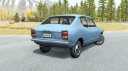 Datsun Cherry 100A 2-door (E10) 1972 for BeamNG.Drive miniature 3