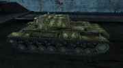 Шкурка для КВ-220 для World Of Tanks миниатюра 2