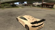 McLaren MP4-12C Speedhunters Edition for GTA San Andreas miniature 3