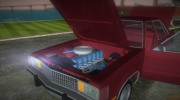 Ford Fairmont (4-door) 1978 for GTA Vice City miniature 6