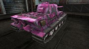 "шкурка для Lowe ""Hello Kitty"" for World Of Tanks miniature 4"