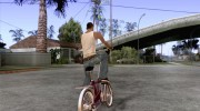 Child Bicycle for GTA San Andreas miniature 4