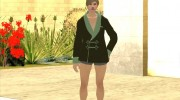 Female GTA Online (Criminal Executive DLC) for GTA San Andreas miniature 2