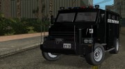International 4000 Police Special for GTA San Andreas miniature 3