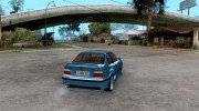 BMW M3 E36 1997 for GTA San Andreas miniature 4