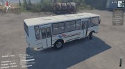 ПАЗ 4334 for Spintires 2014 miniature 2