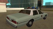 Chevrolet Caprice 1987 US Border Patrol for GTA San Andreas miniature 3