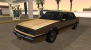 Chevrolet Celebrity 1984 for GTA San Andreas miniature 1
