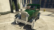 Ford T 1927 Tin Lizzie for GTA 5 miniature 10