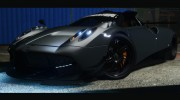 2014 Pagani Huayra 1.1 for GTA 5 miniature 17