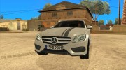 Mercedes-Benz C250 AMG Edition for GTA San Andreas miniature 2