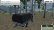 ГАЗ 3302 Multifruit для Farming Simulator 2013 миниатюра 5