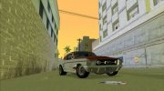 Ford Mustang 1967 for GTA Vice City miniature 2