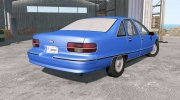 Chevrolet Caprice Classic 1991 for BeamNG.Drive miniature 3
