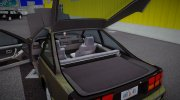 1985 Nissan 200SX (S12) US for GTA 3 miniature 7