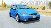 Ford Focus SVT (DBW) 2002 for BeamNG.Drive miniature 1