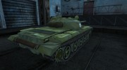 Шкурка для Т-62А for World Of Tanks miniature 4