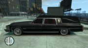 1978 Cadillac Fleetwood Hearse for GTA 4 miniature 3
