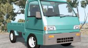 Subaru Sambar truck 1992 for BeamNG.Drive miniature 1