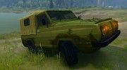 УАЗ-3907 Ягуар for Spintires 2014 miniature 1