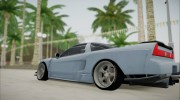 Honda NSX STREET KILLER for GTA San Andreas miniature 3