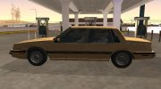 Chevrolet Celebrity 1984 for GTA San Andreas miniature 5