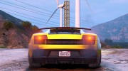 Lamborghini Gallardo LP570-4 Superleggera 2011 1.0 для GTA 5 миниатюра 12