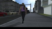 Female Player Animations PED.IFP для GTA San Andreas миниатюра 2