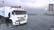 КамАЗ 52114 for Spintires 2014 miniature 6