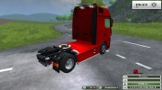Mercedes-Benz Actros MP4 for Farming Simulator 2013 miniature 9
