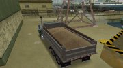 Peterbilt 359 Dumper for GTA Vice City miniature 14