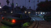 1999 Ford Crown Victoria for GTA 5 miniature 7